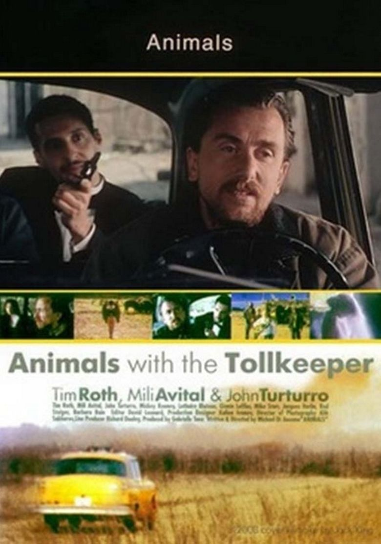 Animals with the Tollkeeper Poster