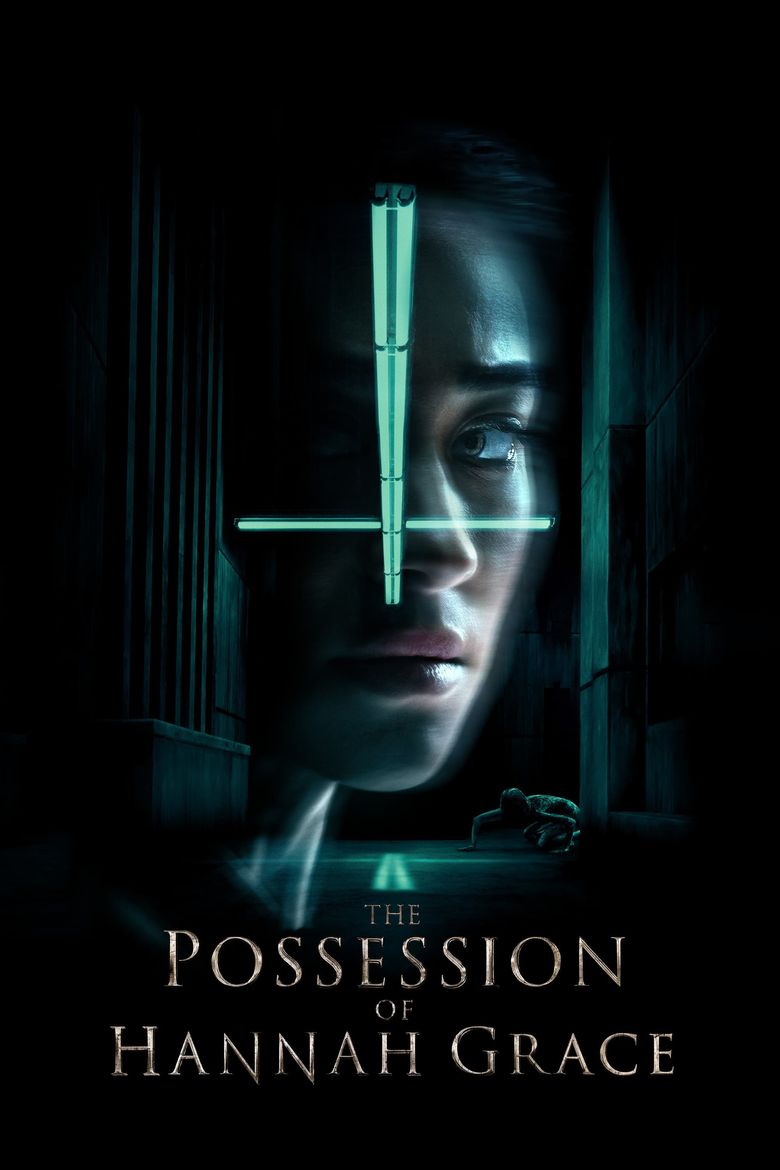 The Possession of Hannah Grace Poster