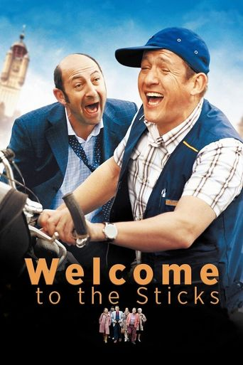 Welcome to the Sticks Poster