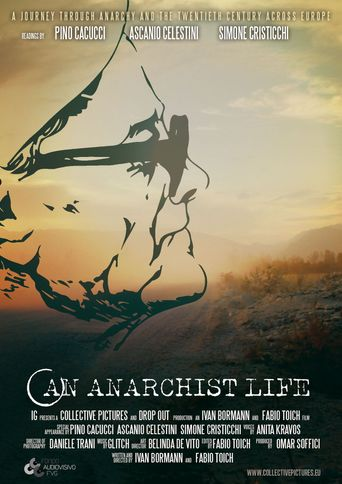 An Anarchist Life Poster