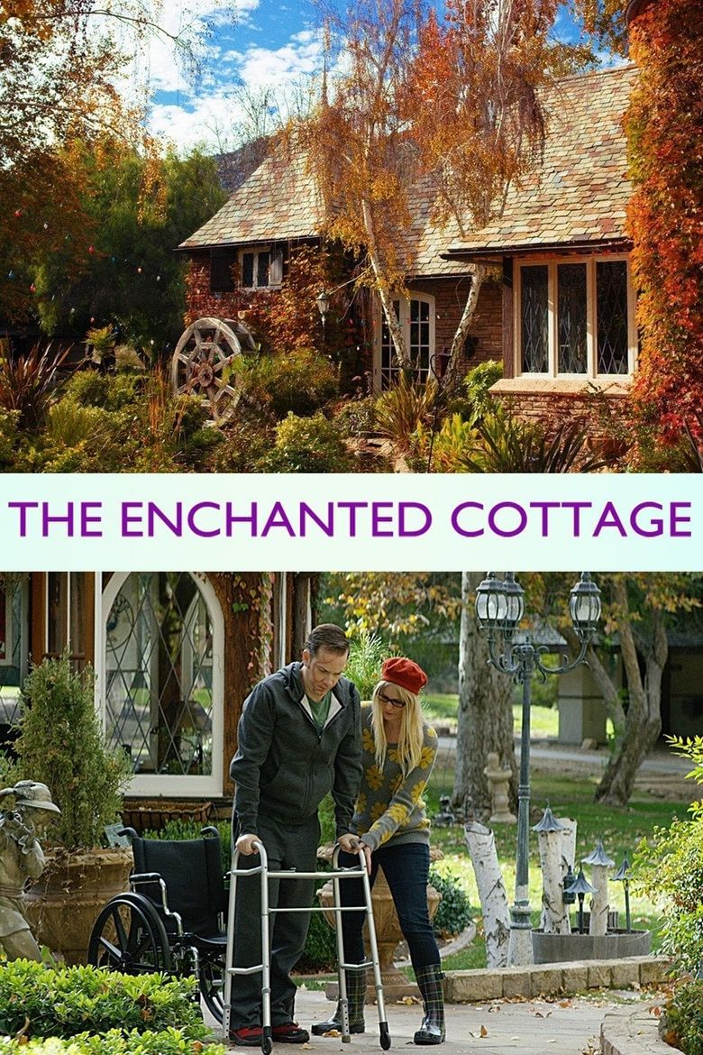 The Enchanted Cottage Poster