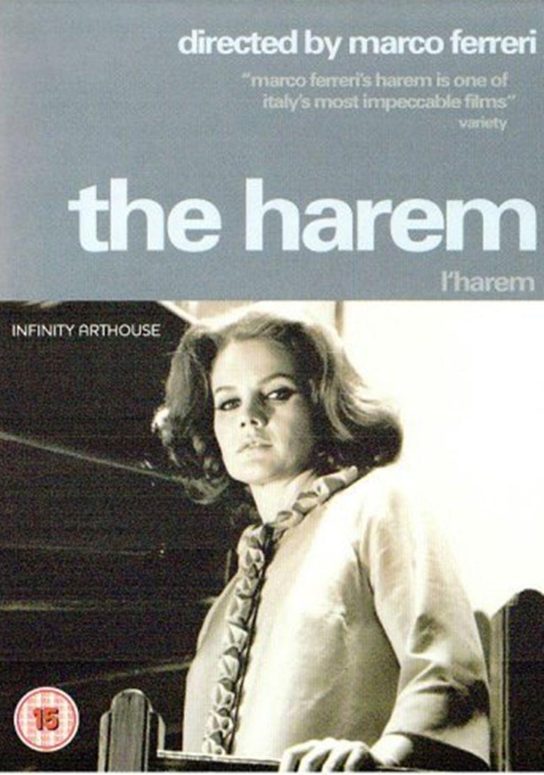 Her Harem Poster