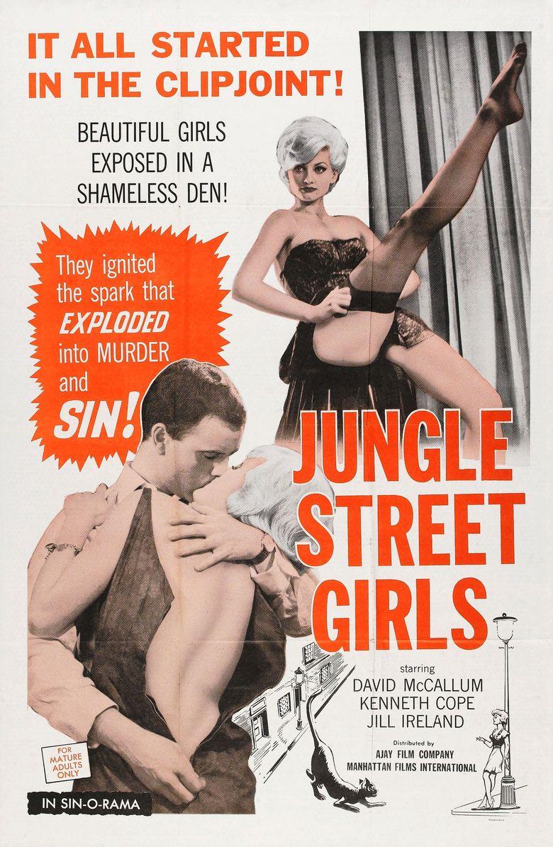 Jungle Street Poster