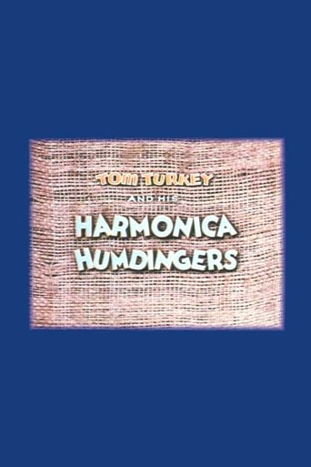 Tom Turkey and His Harmonica Humdingers Poster