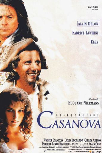 The Return of Casanova Poster