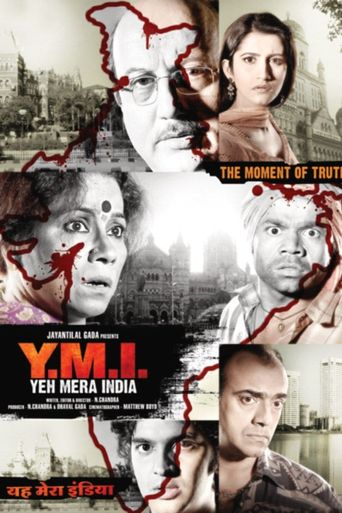 Y.M.I. - Yeh Mera India Poster