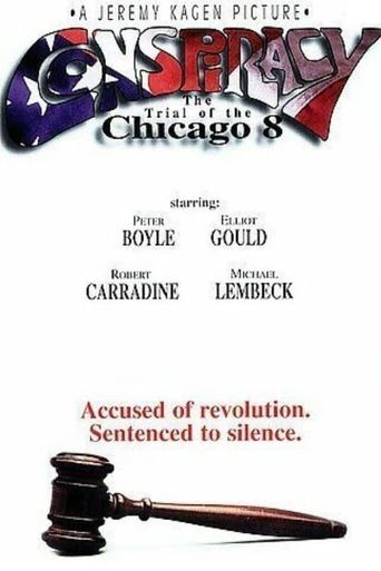 Conspiracy: The Trial of the Chicago 8 Poster