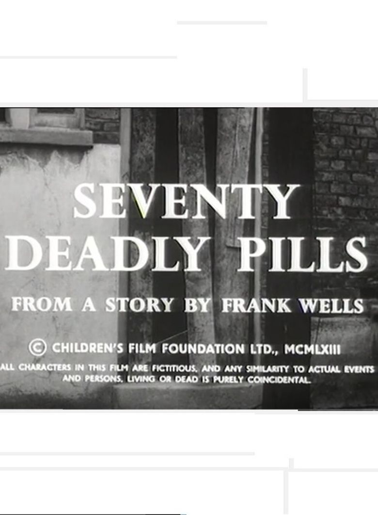 Seventy Deadly Pills Poster
