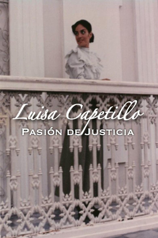 Luisa Capetillo: pasión de justicia Poster