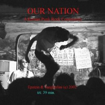 Our Nation: A Korean Punk Rock Community Poster