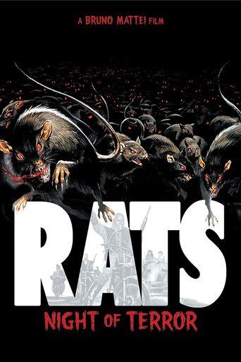 Rats: Night of Terror Poster