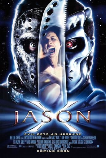 Watch Jason X