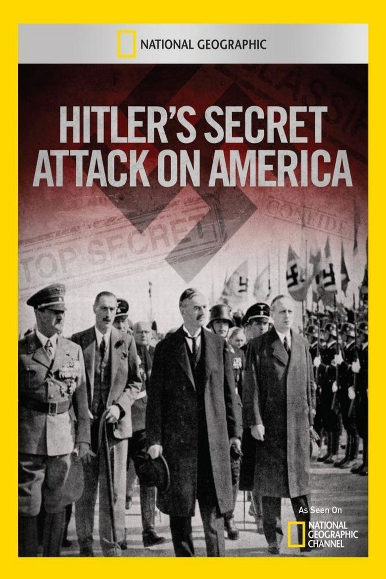 Watch Hitler's Secret Attack on America