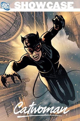 DC Showcase: Catwoman Poster