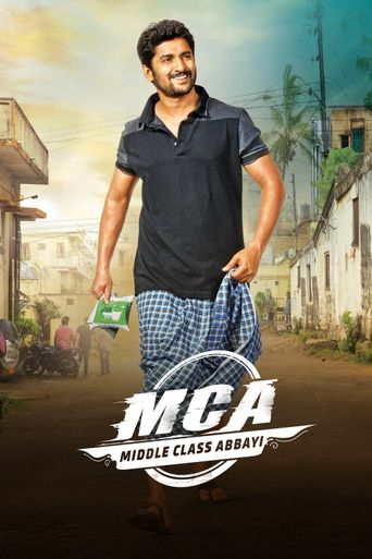 M.C.A Poster