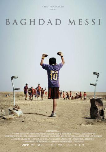 Baghdad Messi Poster