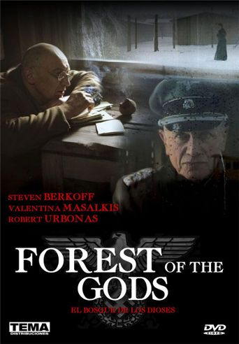 Forest of the Gods Poster