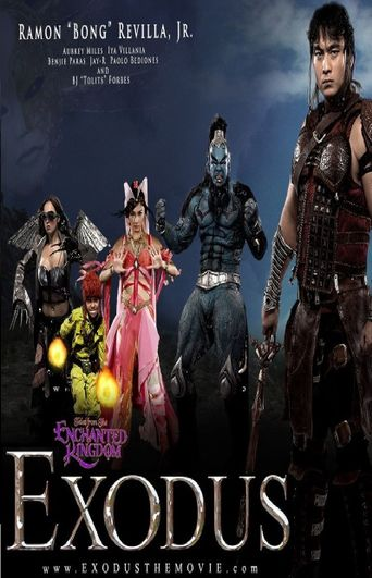 Exodus: Tales from the Enchanted Kingdom Poster