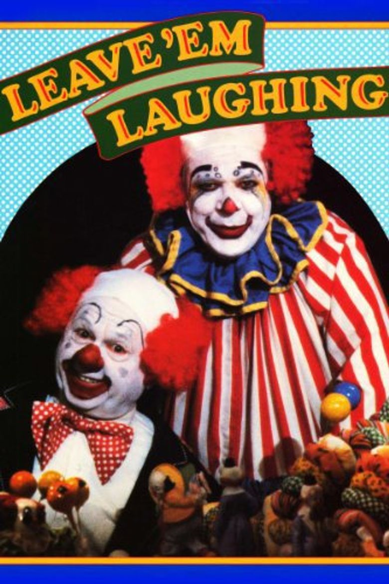 Leave 'em Laughing Poster