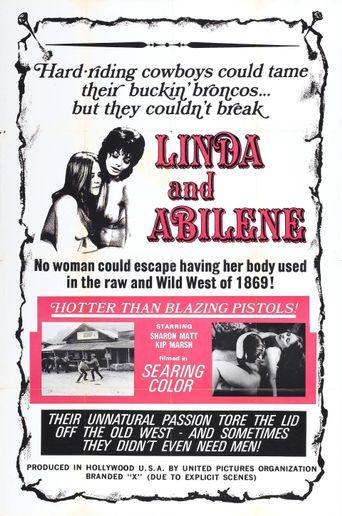 Linda and Abilene Poster