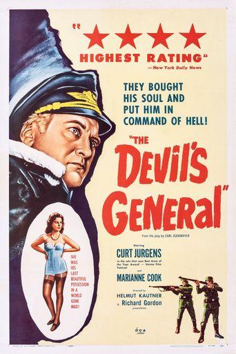 The Devil's General Poster