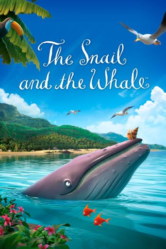 The Snail and the Whale Poster