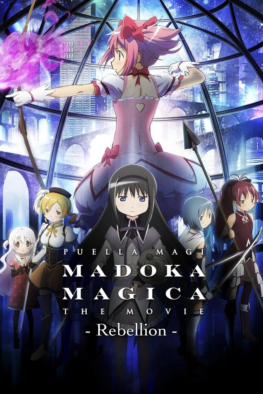 Puella Magi Madoka Magica the Movie Part III: Rebellion Poster