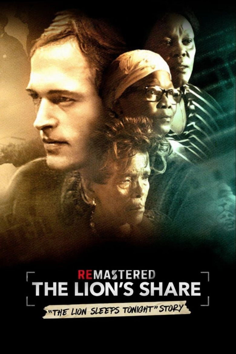 ReMastered: The Lion's Share Poster