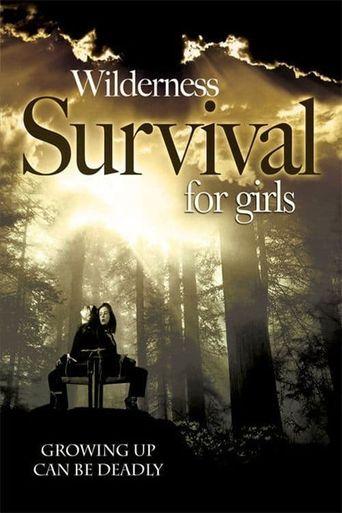 Wilderness Survival for Girls Poster