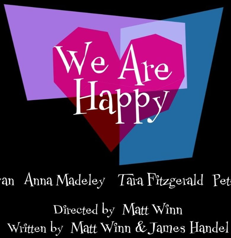 We Are Happy Poster