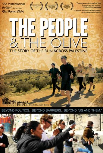 The People and the Olive Poster