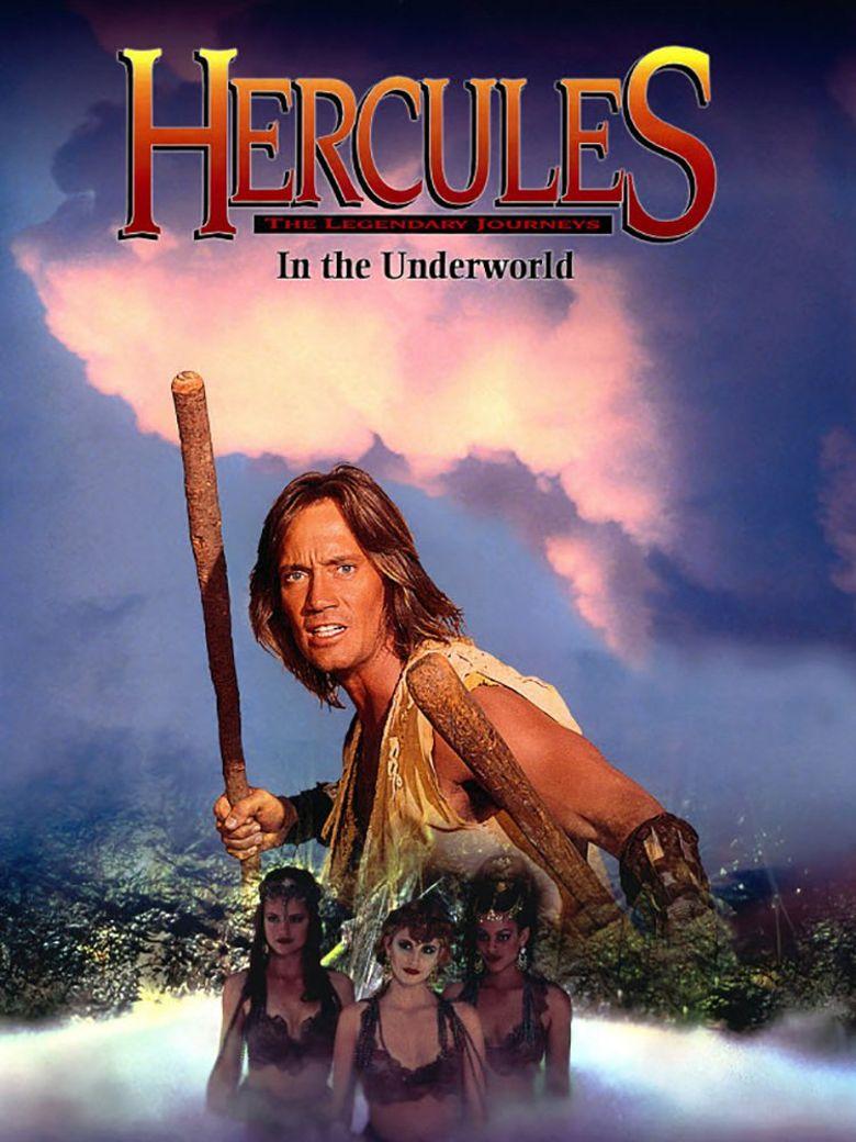 Hercules in the Underworld Poster