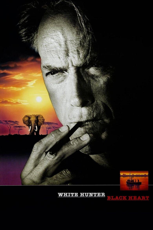 White Hunter, Black Heart Poster