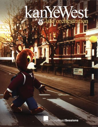 Kanye West: Late Orchestration Poster