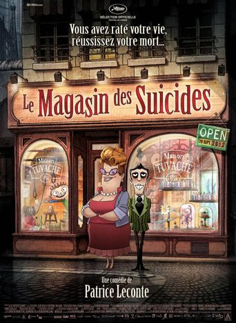 The Suicide Shop Poster