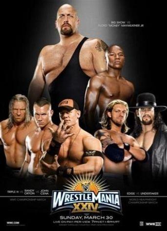 WWE WrestleMania XXIV Poster