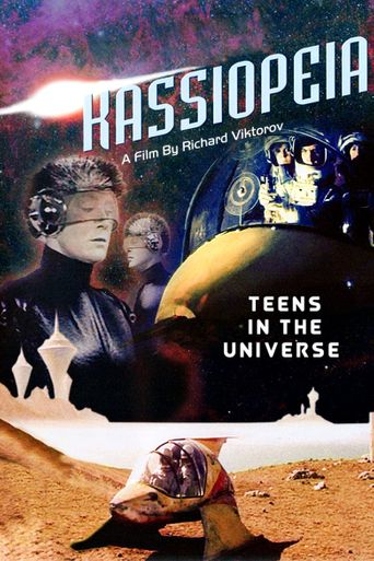 Teens in the Universe Poster