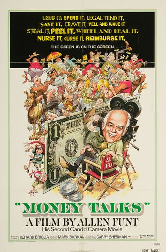 Money Talks Poster