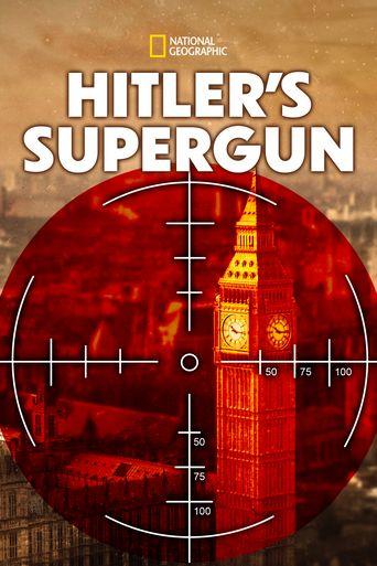 Bombing Hitler's Supergun Poster