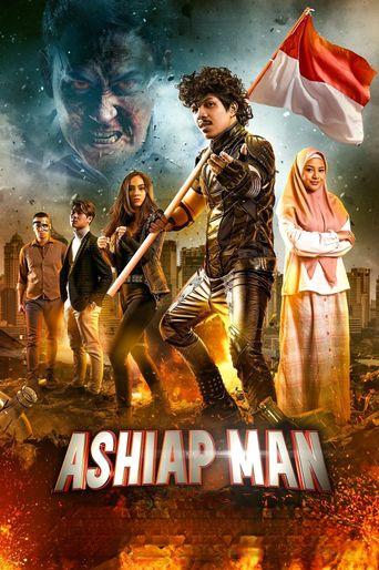 Ashiap Man Poster