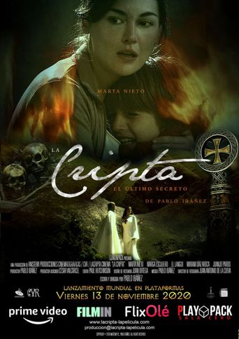 The Crypt. The Last Secret Poster