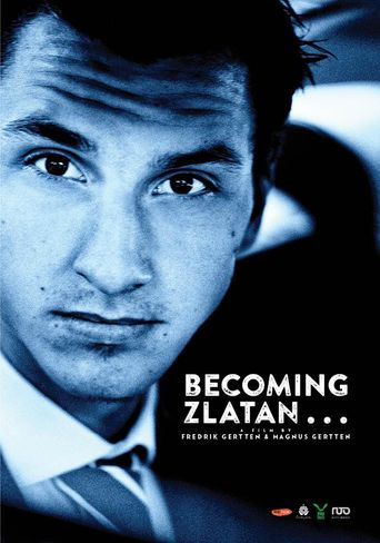 Becoming Zlatan Poster