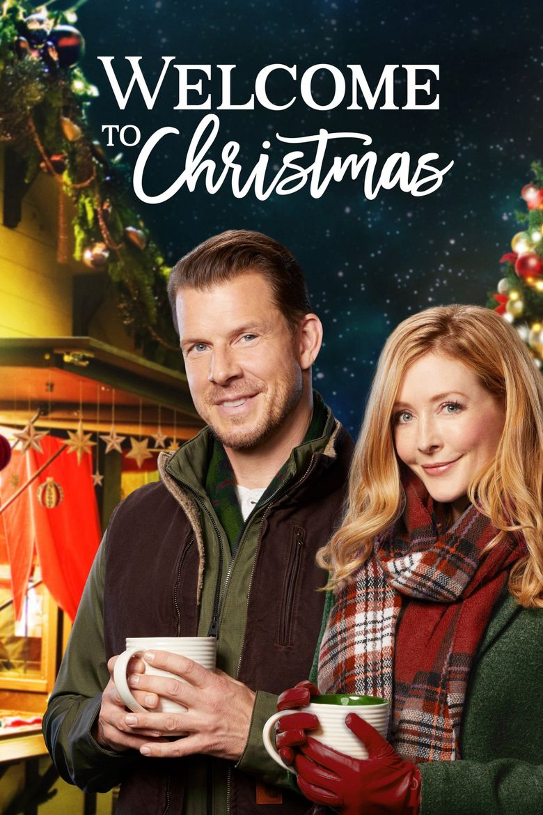 Welcome to Christmas Poster