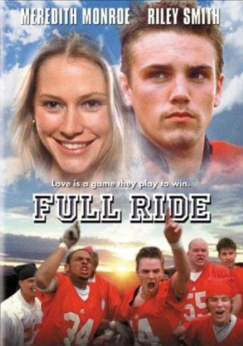 Full Ride Poster
