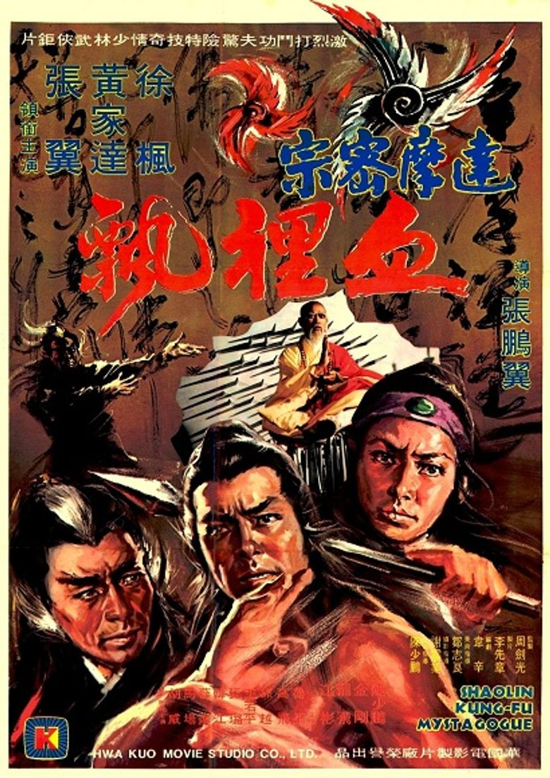 Shaolin Kung-Fu Mystagogue Poster
