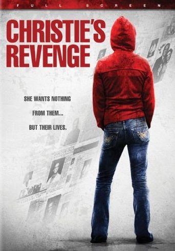Christie's Revenge Poster