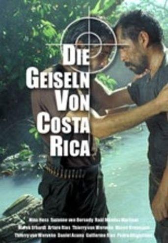 Die Geiseln von Costa Rica Poster