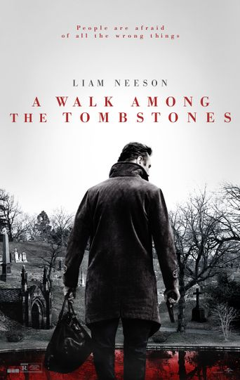 A Walk Among the Tombstones Poster