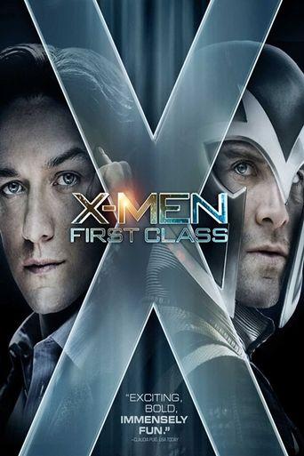 Children of the Atom: Filming X-Men: First Class Poster