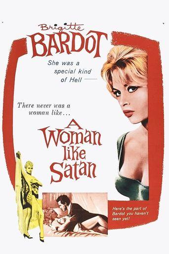 A Woman Like Satan Poster